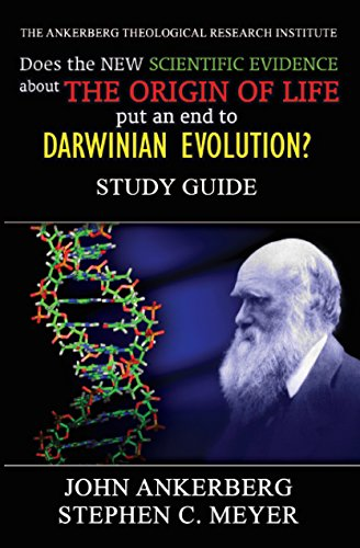 Does the New Scientific Evidence about the Origin of Life Put an End to Darwinian Evolution?: Study Guide (Scientific Evidence Of Evolution By Natural Selection)