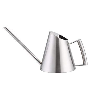 Amazon.com: Fdit - Regadera de acero inoxidable para ...