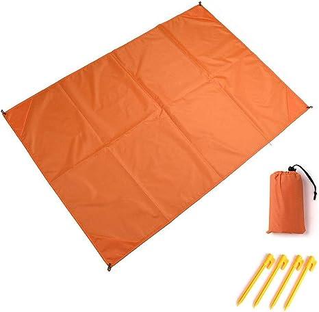 Waterproof Beach Extra Large Sleeping Pad Camping Mat Folding Picnic Blanket