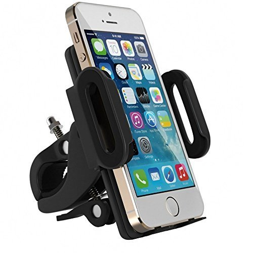 Iphone 3g Holder (Anyprize Universal Holder & Mount for iPhone 6 Plus, 6, 5S, 5C, 5, 4S, 4, 3GS, 3G, Samsung Galaxy S6,S5, S4, S3, S2, Note 2, 3, Nexus S, 5, HTC)