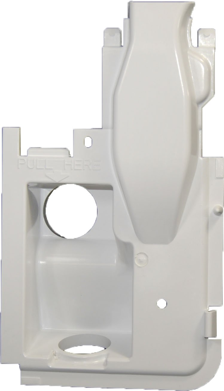 Whirlpool Part Number W10160572: Retainer, Drain Hose Storage
