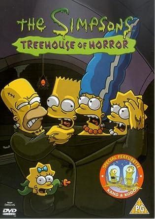 The Simpsons: Treehouse of Horror [DVD] [1990]: Amazon co uk: Dan