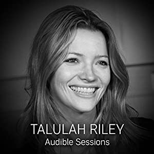 FREE: Audible Sessions with Talulah Riley Speech