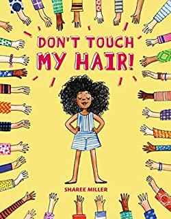 Book Cover: Don't Touch My Hair!