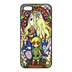 Case for iPhone 5s,Cover for iPhone 5s,Case for iPhone 5,Hard Case for iPhone 5s,The Legend of Zelda Design TPU Hard Case for Apple iPhone 5 5S