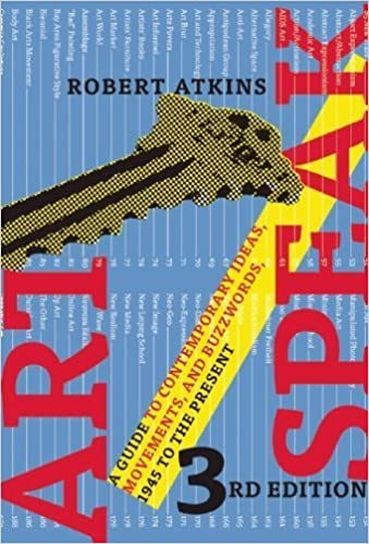 Book ArtSpeak by Robert Atkins (2013-10-24)