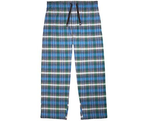 Big Dog Lounge Pants (Big Dogs Flannel Plaid Lounge Pants 4X Blue-Grey)