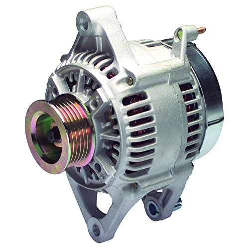 New Alternator For 2.5L 4 Cyl Dodge Dakota Jeep Wrangler TJ Cherokee & 4.0L Grand 56005684 56005685 121000-3440 1991-1998
