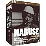 Naruse - Volume One - 3-DVD Set ( Meshi / Yama no oto / Nagareru ) ( Repast / Sound of the Mountain / Flowing ) [ NON-USA FORMAT, PAL, Reg.2 Import - United Kingdom ]