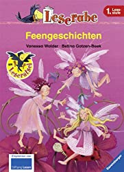 Leserabe - Schulausgabe in Broschur: Feengeschichten