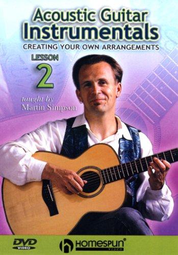 DVD-Acoustic Guitar Instrumentals#2-Creating Your Own Arrangements