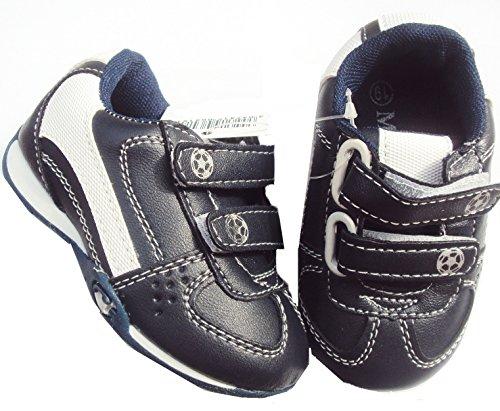 Baby Schuhe Turnschuhe Sportschuhe Kinderschuhe Sneaker blau navy rosa pink 19 20 21 22 23 20