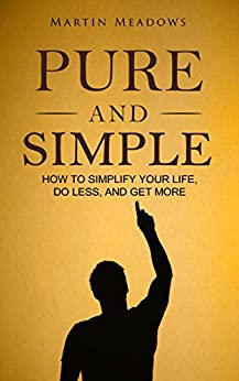 Pure Simple Simplify Your Life ebook product image