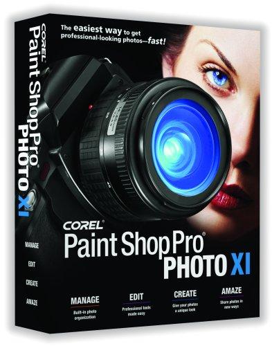 Corel Paint Shop Pro Photo XI [OLD VERSION]