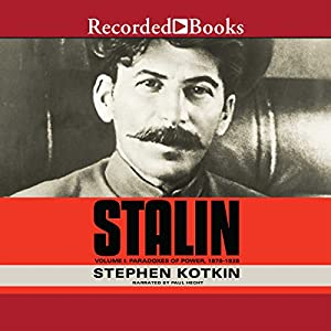 Stalin, Volume I Audiobook