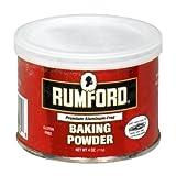 Rumford Baking Powder 4 Oz - Pack of 6 - SPK-179697