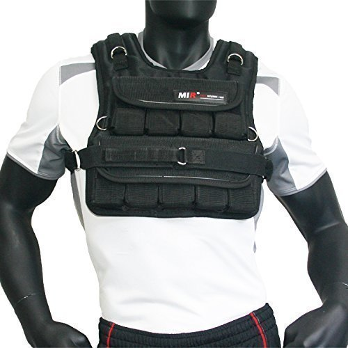 MiR mir60s P Adjustable Weighted Vest product image