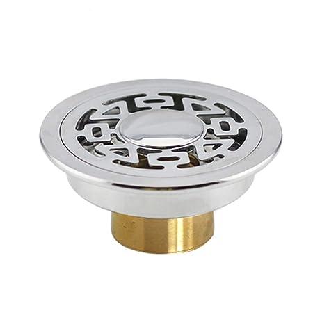 ZTHC Cobre Completo Redondo 10 cm Desodorante A Prueba de Insectos ...