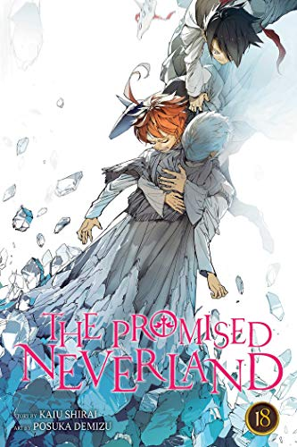 The Promised Neverland, Vol. 18 (18) Paperback – Illustrated, January 5, 2021