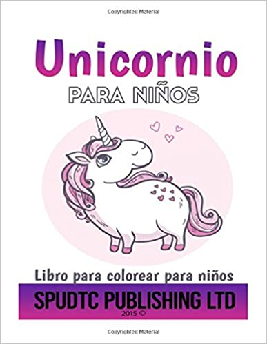 Kindle libros de descarga directa Unicornio para niños: Libro para ...