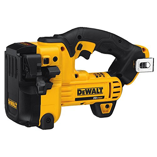 Cutting Threaded Rod - DEWALT DCS350B 20V MAX Baretool Cordless Threaded Rod Cutter
