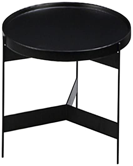 Bradley Coffee Table.Amazon Com World Mod St1262 Blk Occasional Bradley Side Table