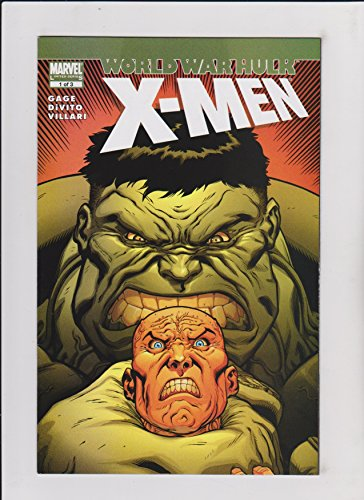 World War Hulk - X-Men #1: Hard Questions