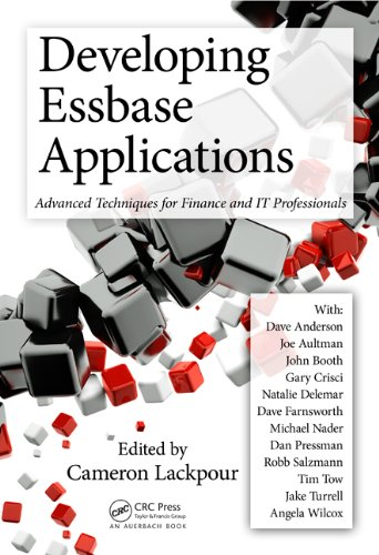 Developing Essbase Applications: Advanced Techniques for Finance and IT Professionals Pdf