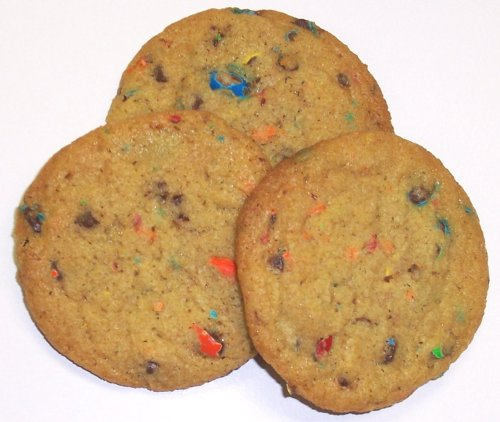 Scott's Cakes M & M Cookies 1 lb. Box - Delivered Cookie