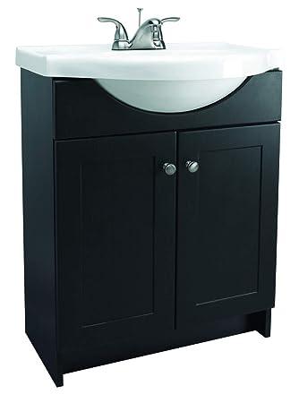 Design House 541680 Vanity Combo Espresso Vanity Cabinet With 2