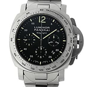 Panerai Luminor automatic-self-wind mens Watch PAM00236 (Certified Pre-owned)