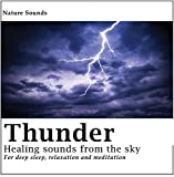 Thunder: The Sound of Gentle Rain during a thunderstorm for Deep Sleep, Meditation, & Relaxation