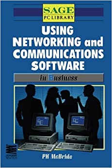 Book Using Networking and Communications Software In Business