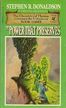 The Power that Preserves by Stephen Donaldson