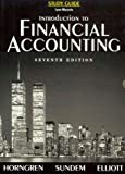 img - for Introduction to Financial Accounting (Study Guide) book / textbook / text book