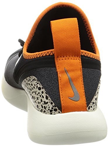 Clay Sneaker Bambino Black Nike 081 Unisex Orange wI7U7dxqC