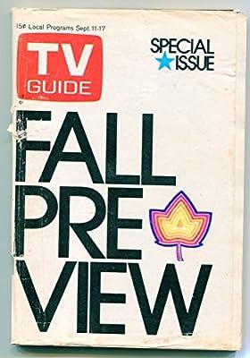 TV Guide-September 11-17-1971-Kentucky Edition