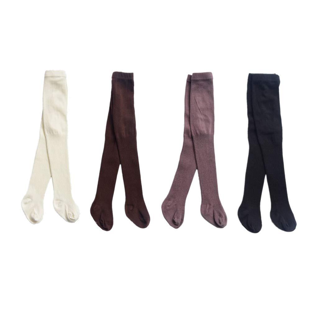 Toddler Baby Girls Tights Leggings Stockings Kid Pantyhose Pants Stockings 4 Pair 4-5t C 27/30