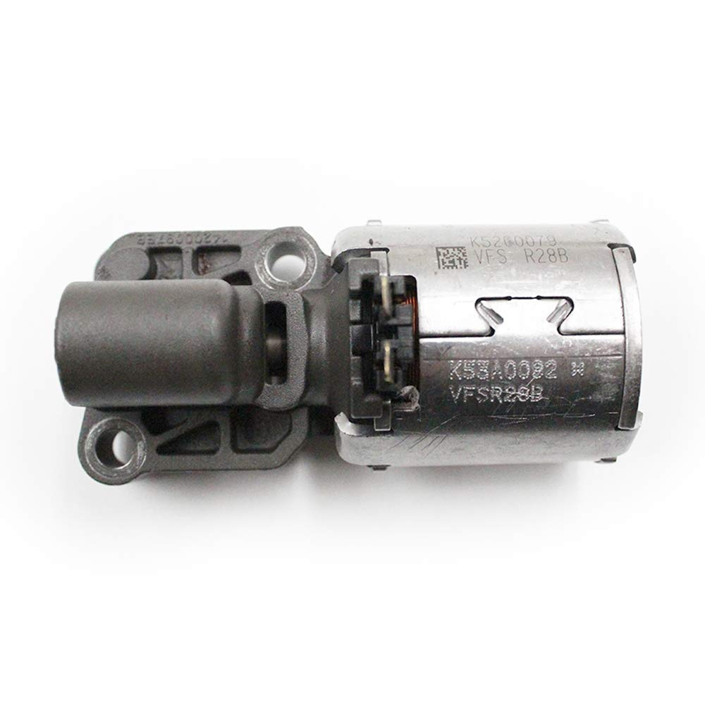 Hotwin Remanufactured 10pcs 0B5 DL501 7-Speed Transmission Solenoids Compatible With 2008 2009 2010 2011 Audi A4 A5 A6 A7 Q5