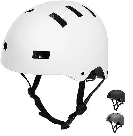 Vihir – Casco de bicicleta para adultos, patinaje E-Scooter E ...