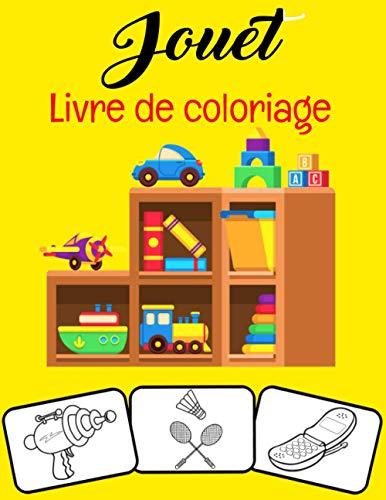 Jouet Livre de coloriage: Colorez et
