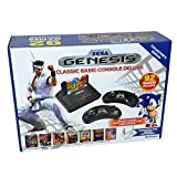 Sega Genesis Classic Game Console Deluxe Collector's Edition