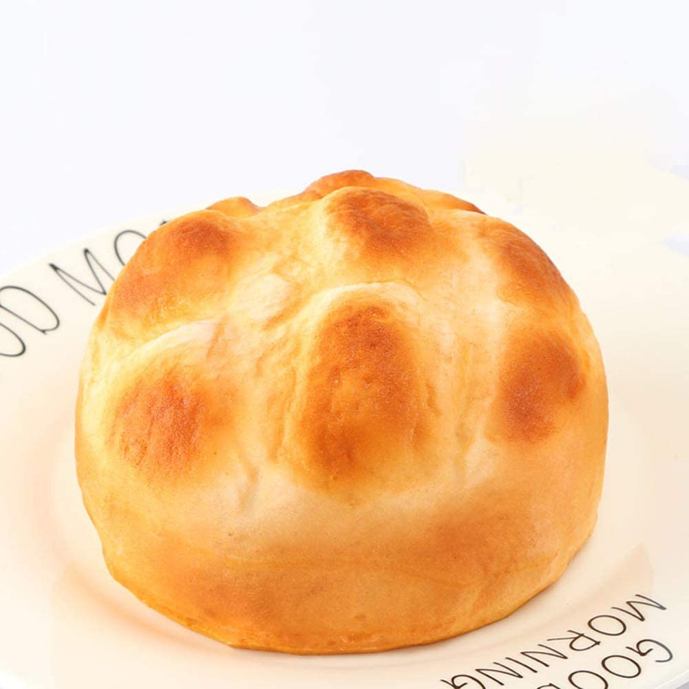 TTIK Simulation Realistic French Baguettes 3PCS Artificial Bread Lifelike Imitation Fake Food, Food, Bread, Theatre Prop,A