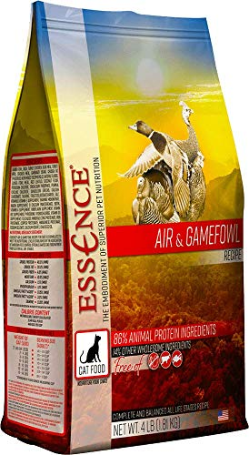 Essence Air & Gamefowl Cat Food 10lb