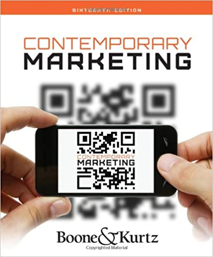 Contemporary Marketing 15th Edition Pdf
