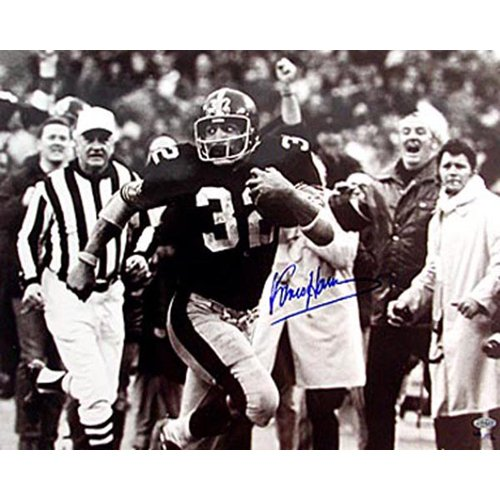 Steiner Sports NFL Pittsburgh Steelers Franco Harris Immaculate Reception 8x10 Photograph by Steiner Sports