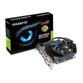 Amazon.com: Gigabyte GeForce GTX 650 OC 2GB GDDR5 PCI ...