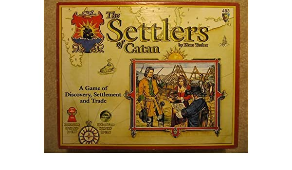 The Settlers of Catan by Klaus Teuber (1995-08-02): Amazon.es: Klaus Teuber: Libros