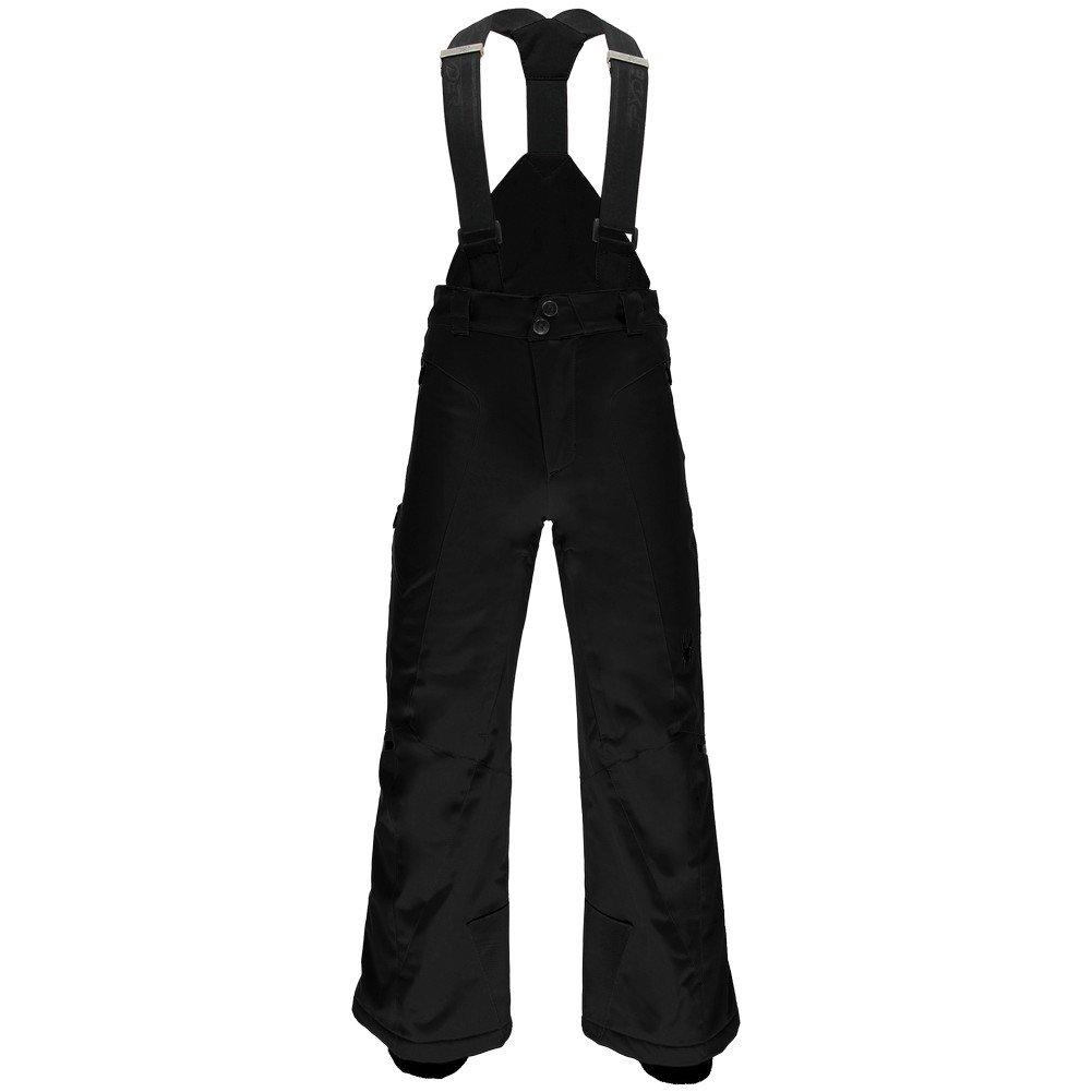 Spyder Boys Bormio Pants, Size 14, Black by Spyder