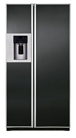 Amerikanische kühlschränke schwarz  General Electric ORE 24 CGF KB - Amerikanischer Kühlschrank ...